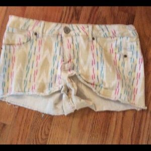 Mossimo jean shorts Sz 11 excellent condition